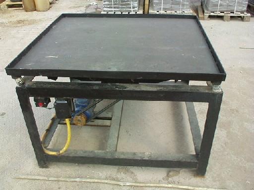 Вибро стол формовочный универсальный своими руками фото